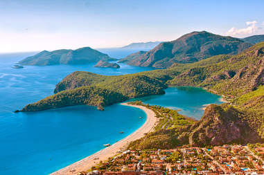 Blue Lagoon, Oludeniz, Turkey