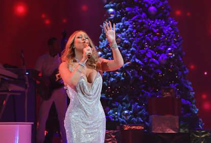 mariah carey christmas songs