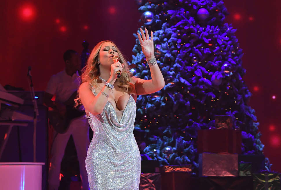 mariah carey christmas songs