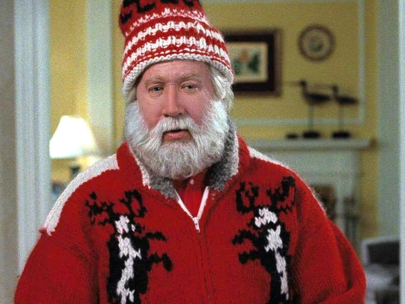 the santa clause movie