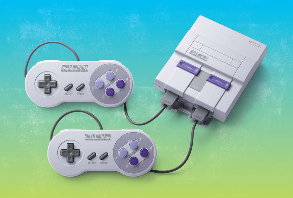 SNES Classic Edition by Nintendo in Stock at Best Buy Store