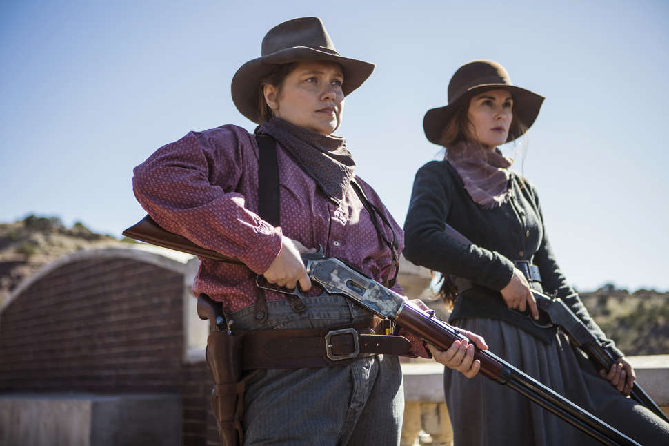 Netflix's Godless Ending Explained: Will There Be a Season 2