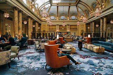 palace hotel sf