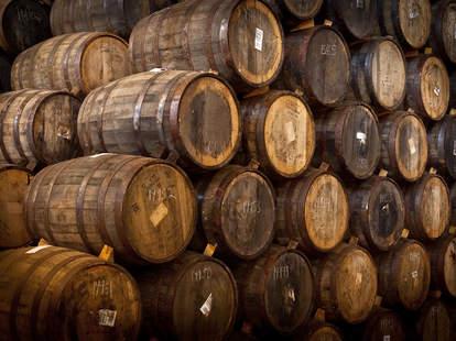 Scotch Whisky Facts | Whisky Barrels | Johnnie Walker