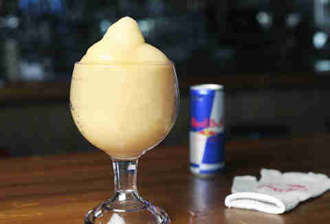 Vodka Red Bull Slushie