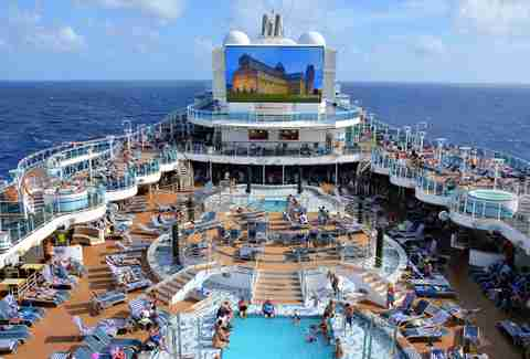 Best Cruise Ships Of 2018 Coolest New Ships To Book Right