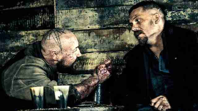taboo with tom hardy
