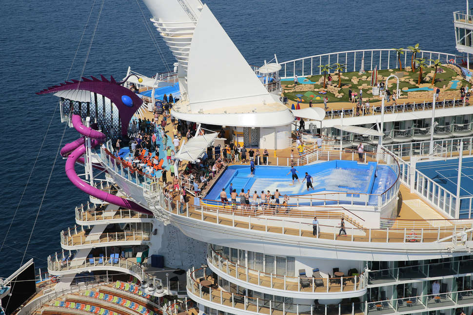 Best New Cruise Ships In The World To Book Now Thrillist - Cruise ship trouble