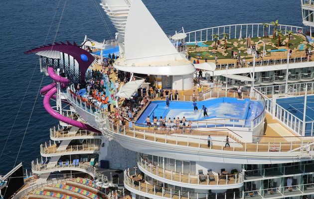 The 11 Coolest New Cruise Ships in the World