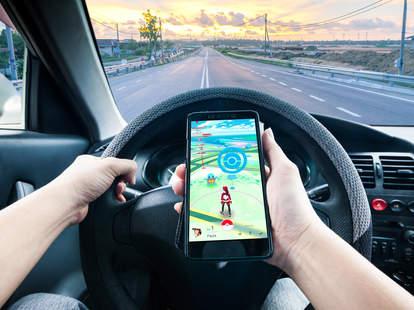 pokemon go driver