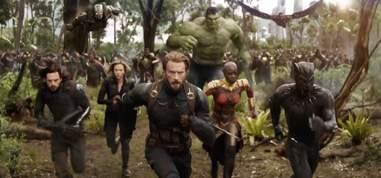 captain america with beard in avengers infinity war