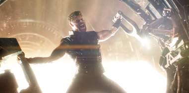 thor in avengers infinity war