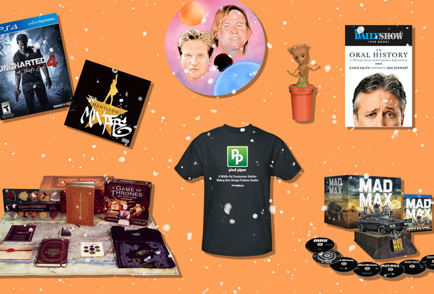 30 Easy Gift Ideas for Your Favorite Pop-Culture Fanatic