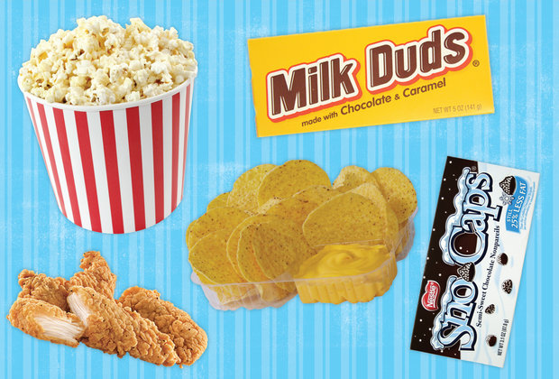 The Best Movie Theater Snacks of All Time