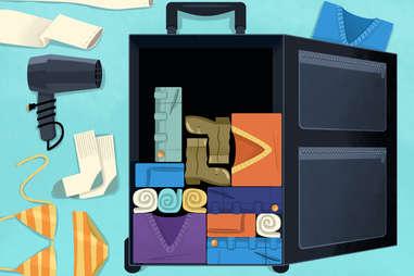 packing secrets