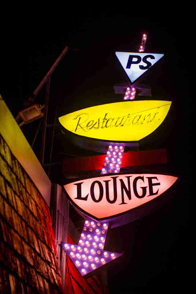 PS Lounge Denver
