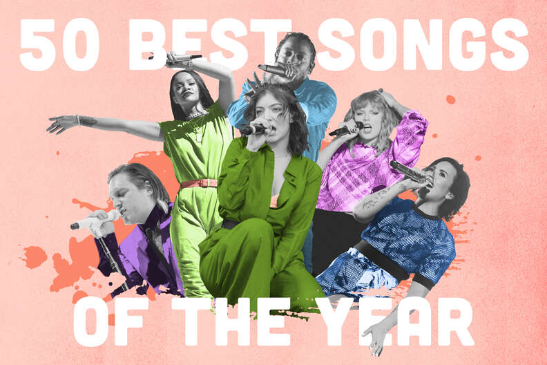 50 best songs of the year 2018