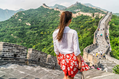 traveling with no bucket list