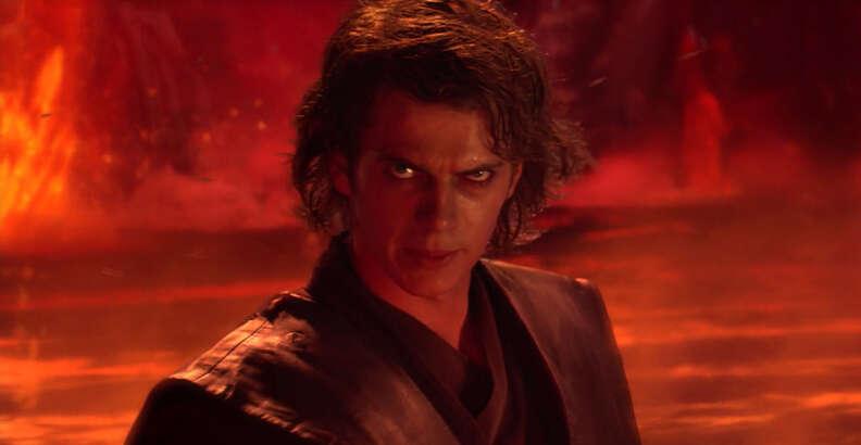 Evil Anakin