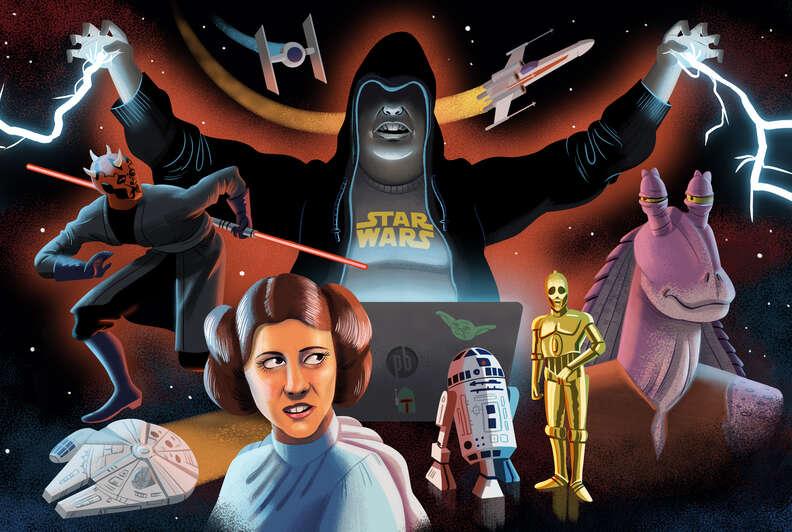 Star Wars Fake News