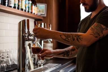 No Anchor Beer Bar