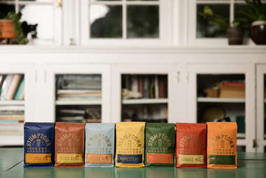 Hair Bender: the company's very first offering, a complex blend of Indonesian, Latin American, and African coffees   Like Intelligentsia, Stumptown recently joined the Peet's Coffee fold, but don't let that fool you. The quintessential coffee cool kids ar