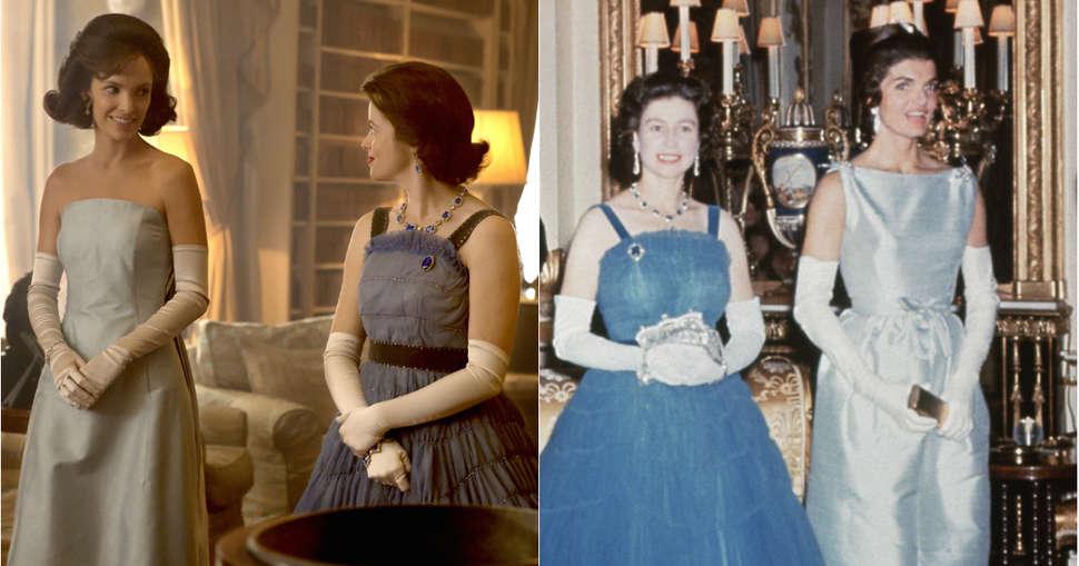 the crown season 2 cast who plays jackie kennedy meet jodi balfour thrillist. Black Bedroom Furniture Sets. Home Design Ideas