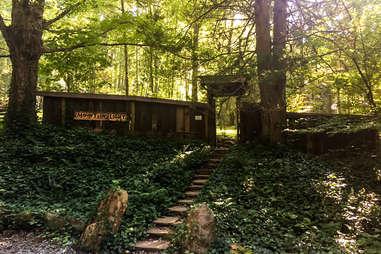Mountain Light Sanctuary Entrance
