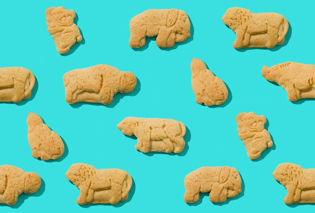 Animal Crackers, Ranked by Shape