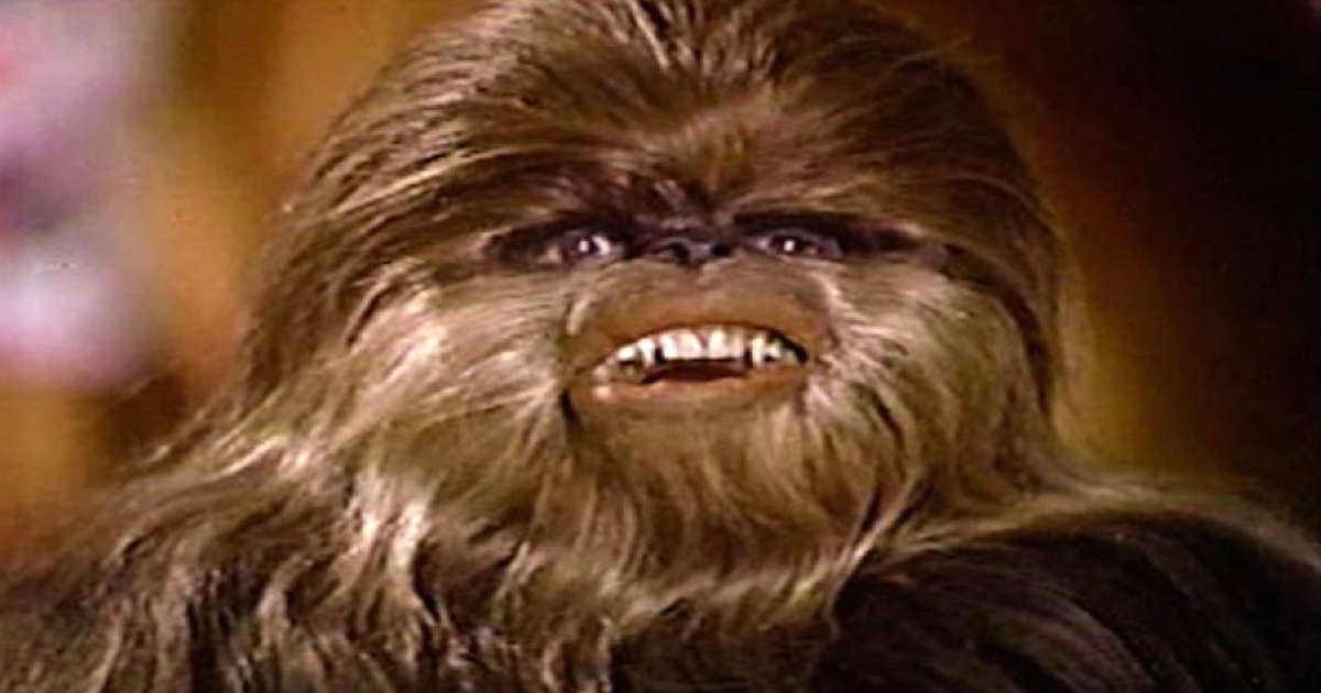 star wars holiday special inside the confusing christmas special thrillist - What Do You Get A Wookie For Christmas