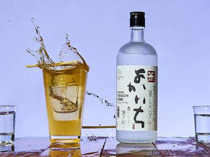 soju bomb cocktail recipe