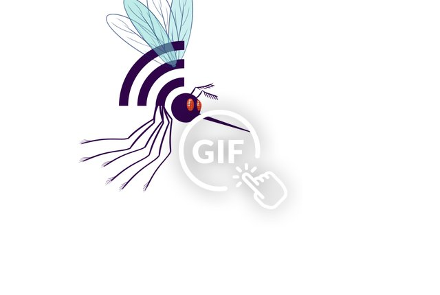 buzzing fly gif
