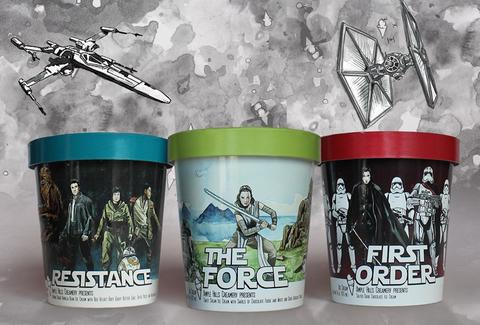 star wars ice cream