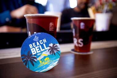 taco bell beer