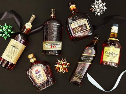 12 Days of Whiskey – Whiskey Bottles -Whiskey Gift Guide – Supercall