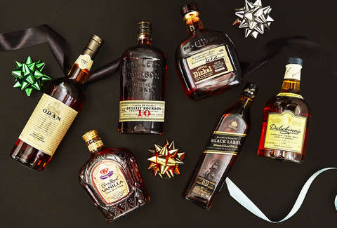 12 Days of Whiskey – Whiskey Bottles -Whiskey Gift Guide – Supercall