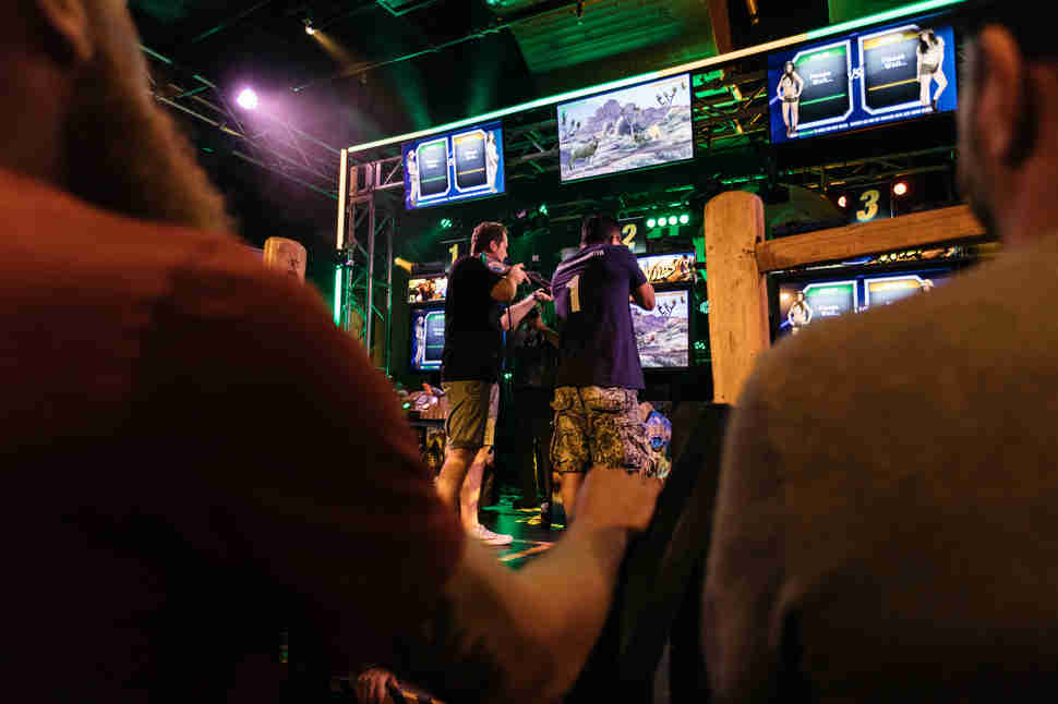 big buck hunter competition