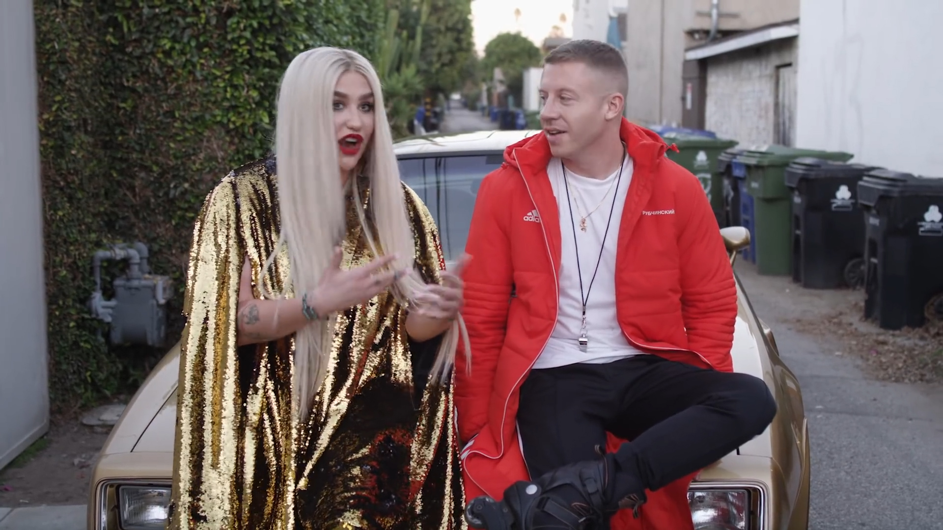 kesha and macklemore are touring together, donating to charity - nowthis