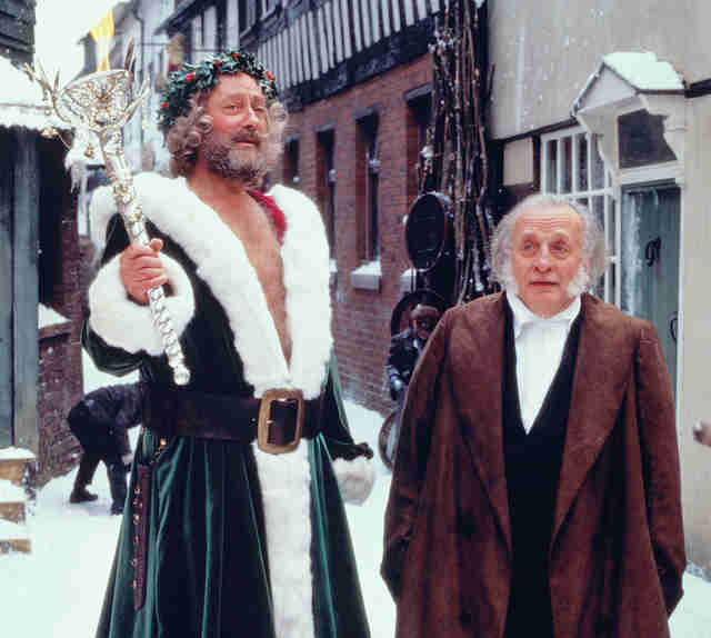 George C Scott A Christmas Carol.Best A Christmas Carol Adaptations Every Version Ranked