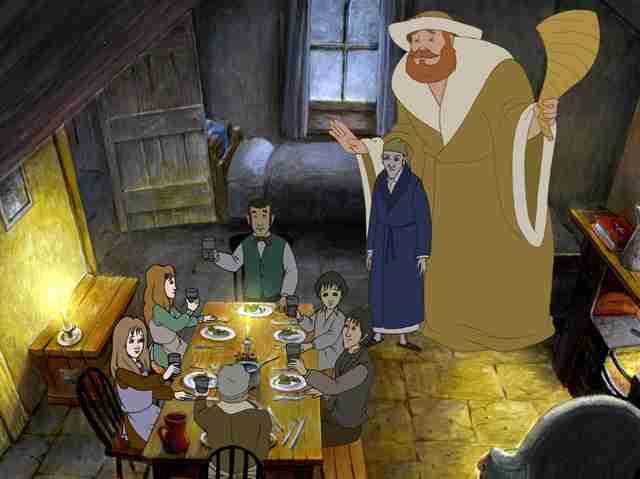 a christmas carol 2008 - A Christmas Carol Animated