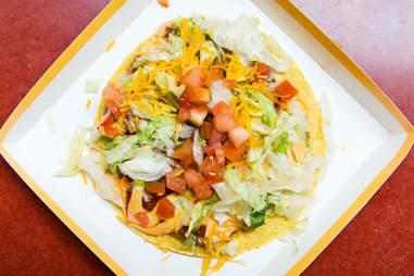 Taco Bell Tostada