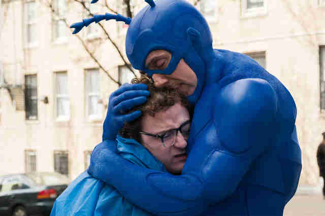 amazon the tick