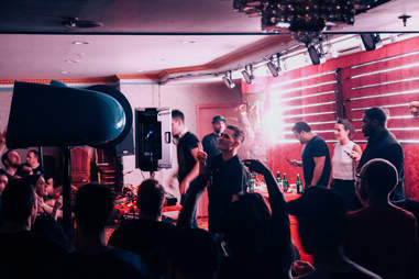 Netsky Perform at 88 Palace