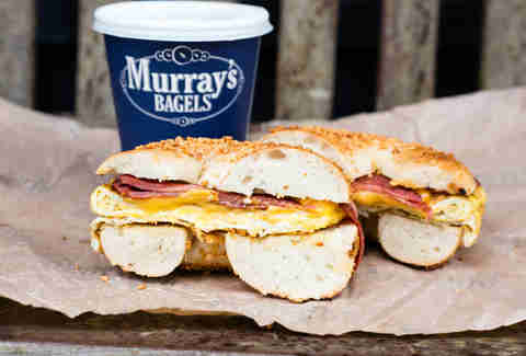 les bagels de murray