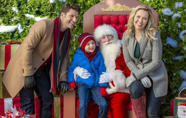 Why the Hallmark Channel Is Completely Dominating in 2017
