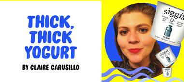 """""""Thick, Thick Yogurt"""" by Claire Carusillo"""