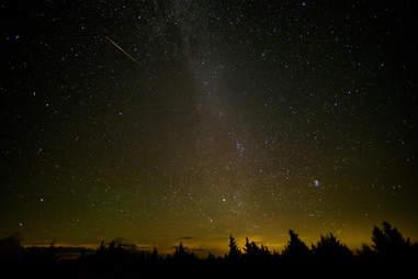 Ursid Meteor Shower 2017