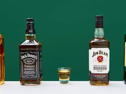 drinks shots shot four horsemen