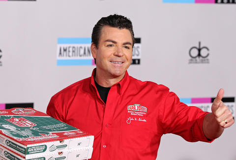 Papa John's Founder Steps Down