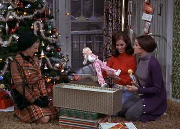 mary tyler moore show christmas episode